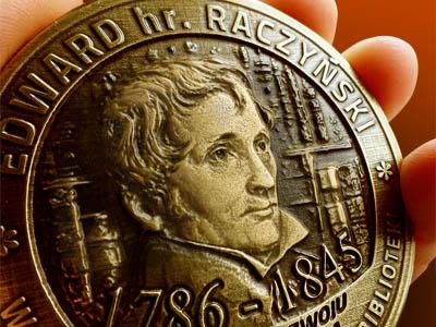 Portrety na medalach